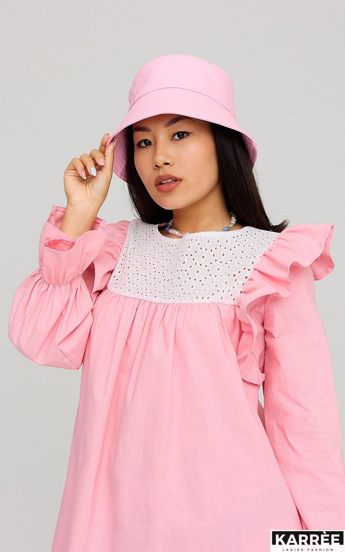 Платье Вуд, Розовый - фото 3