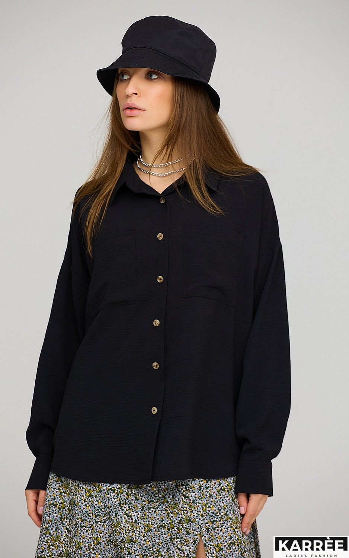 Рубашка Розмари, Черный