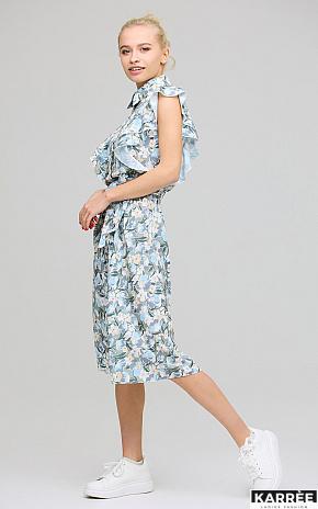 Платье Бетани, Голубой - фото 1