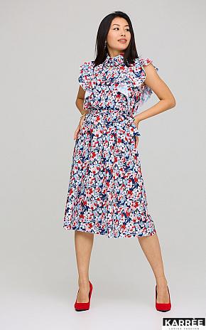 Платье Бетани, Красный - фото 1