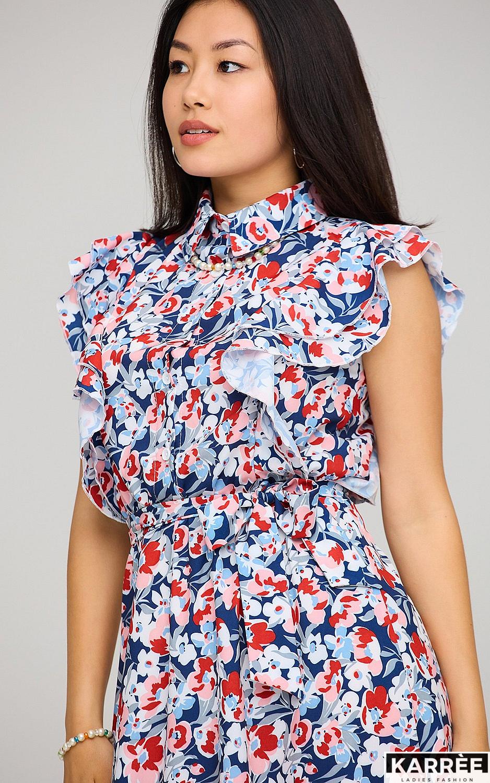 Платье Бетани, Красный - фото 3