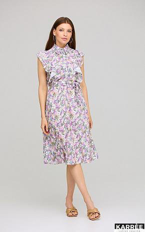 Платье Бетани, Лиловый - фото 1
