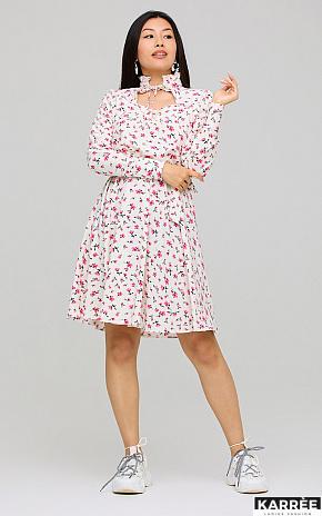Платье Айви, Белый - фото 1