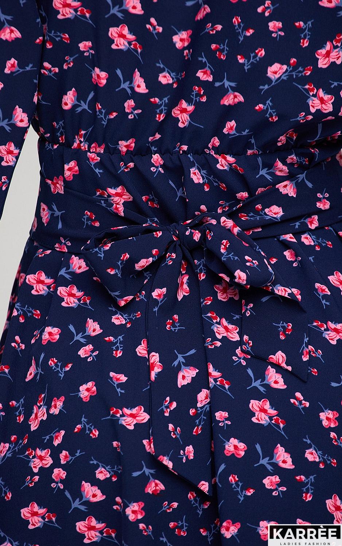 Платье Айви, Синий - фото 4
