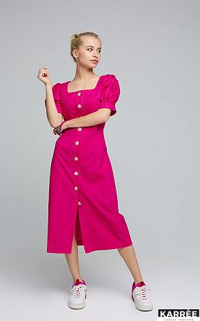 Платье Мия, Фуксия - фото 1