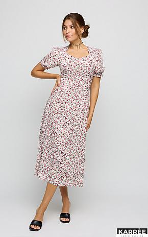 Платье Хайди, Белый - фото 1