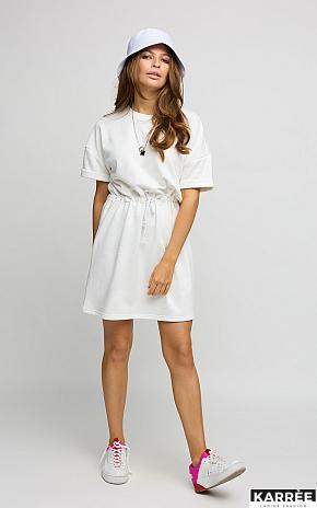 Платье Итан, Белый - фото 1