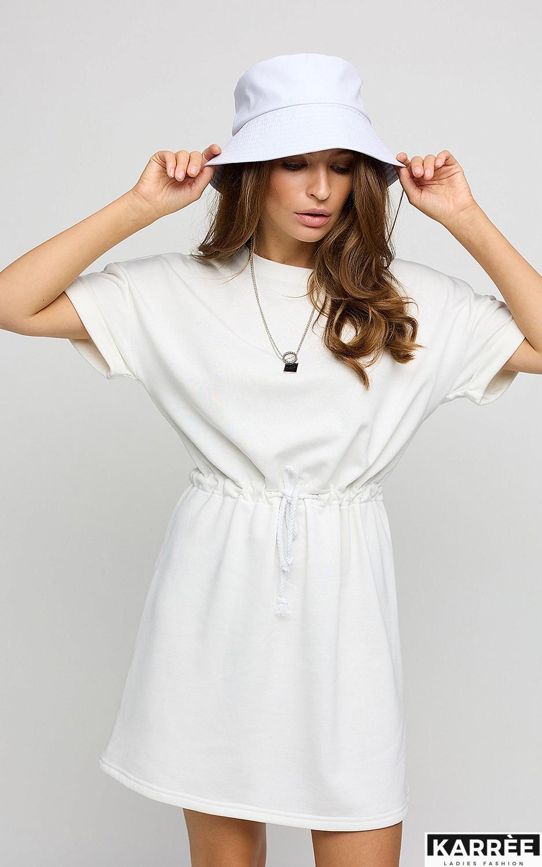 Платье Итан, Белый - фото 2