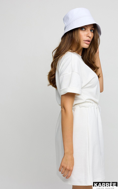 Платье Итан, Белый - фото 3
