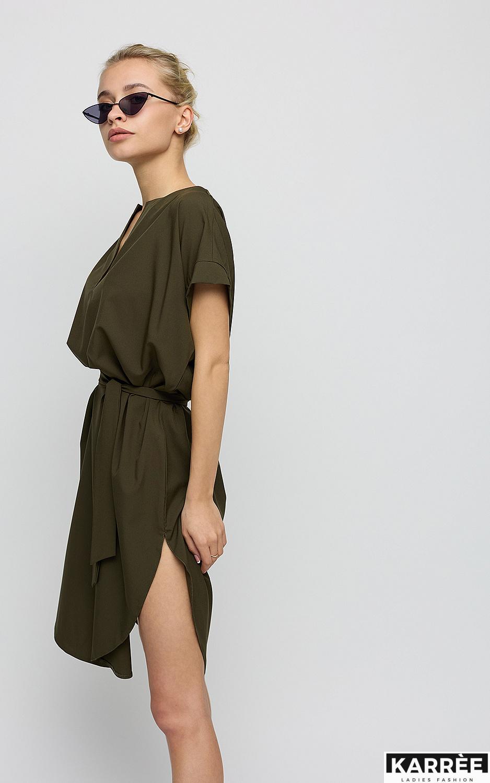 Платье Блэр, Хаки - фото 2