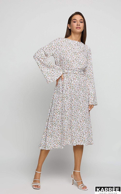 Платье Грет , Белый - фото 1