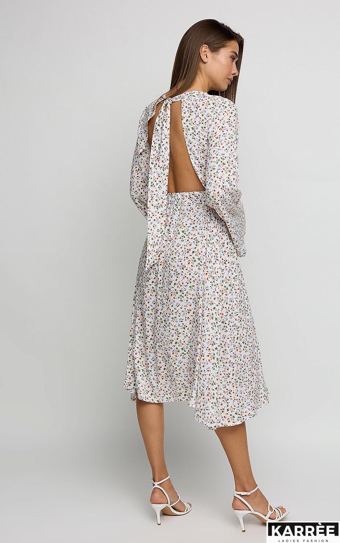 Платье Грет , Белый - фото 3