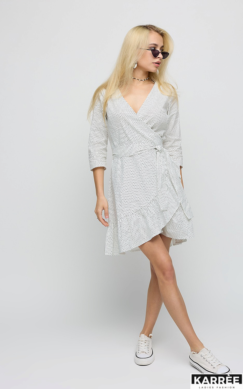 Платье Ирма, Белый - фото 1