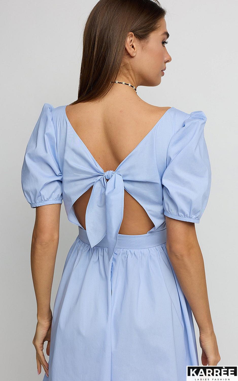 Платье Карлот, Голубой - фото 2