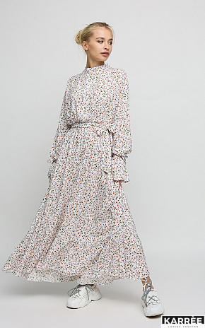 Платье Лулу, Белый - фото 1