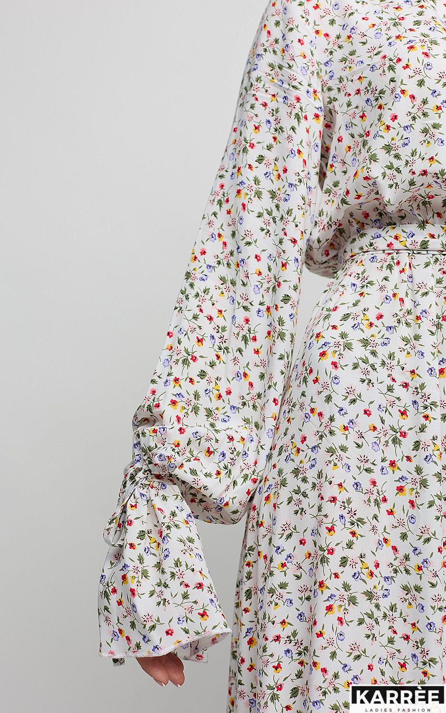 Платье Лулу, Белый - фото 3