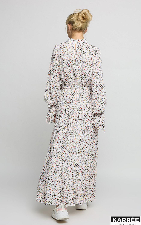 Платье Лулу, Белый - фото 4