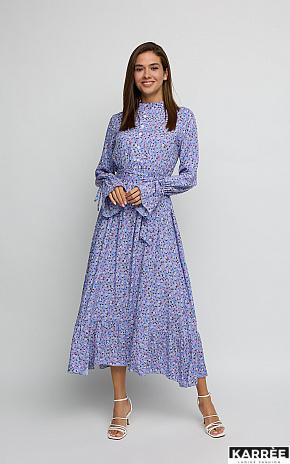 Платье Лулу, Лиловый - фото 1
