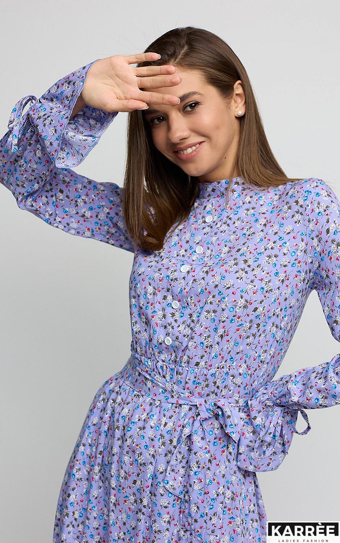 Платье Лулу, Лиловый