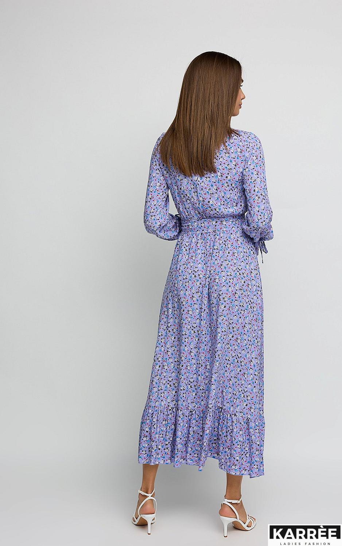 Платье Лулу, Лиловый - фото 4