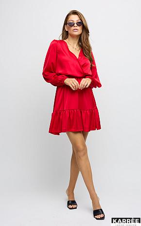 Платье Тилл, Красный - фото 1