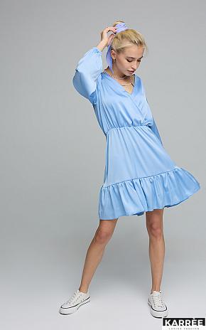 Платье Тилл, Голубой - фото 1