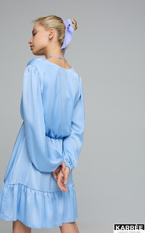 Платье Тилл, Голубой - фото 4
