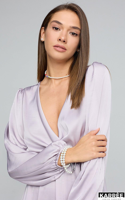 Платье Тилл, Серый - фото 3
