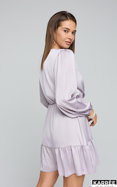 Платье Тилл, Серый - фото 4
