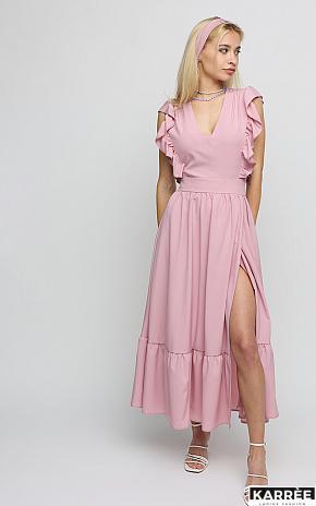 Платье Кэтрин, Пудровый - фото 1