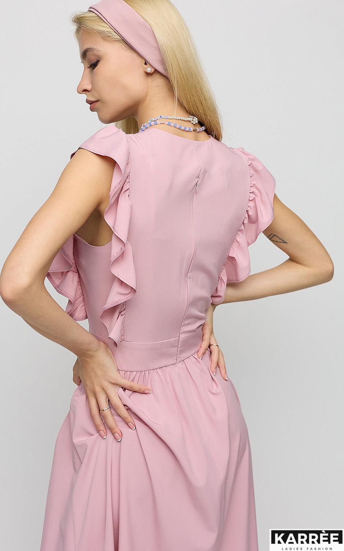 Платье Кэтрин, Пудровый - фото 3