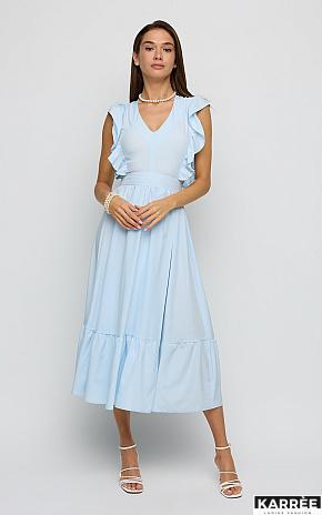 Платье Кэтрин, Голубой - фото 1