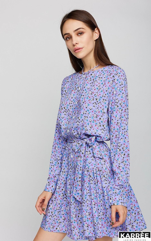 Платье Фрида, Лиловый