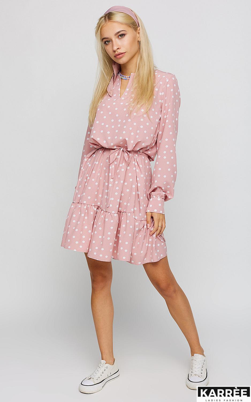 Платье Белла, Розовый