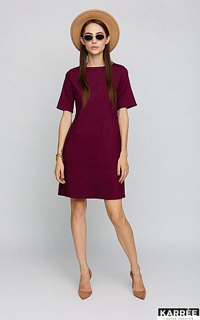 Платье Олимпия, Бордо - фото 1
