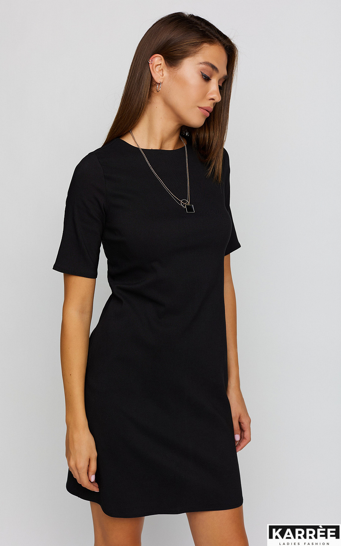 Платье Олимпия, Черный