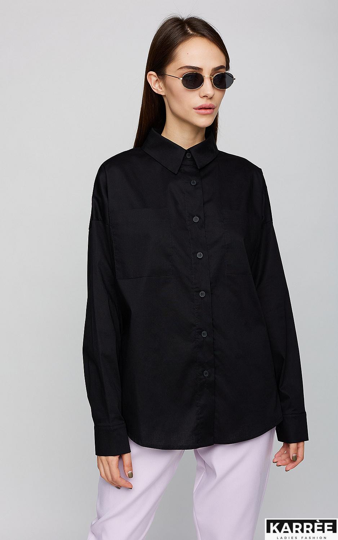 Рубашка Лея, Черный