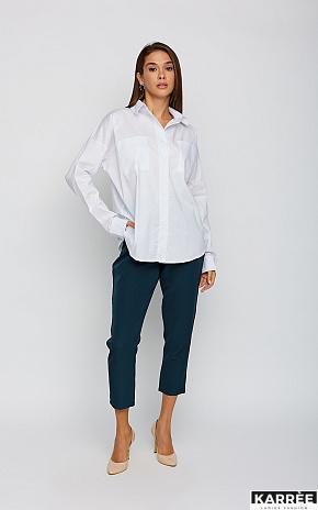 Рубашка Лея, Белый - фото 1