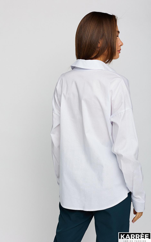 Рубашка Лея, Белый - фото 4
