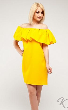 Платье Кимми, Желтый - фото 2