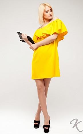 Платье Кимми, Желтый - фото 1