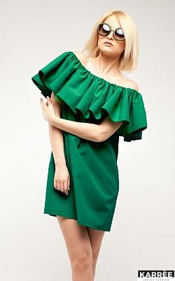 Платье Кимми, Зеленый