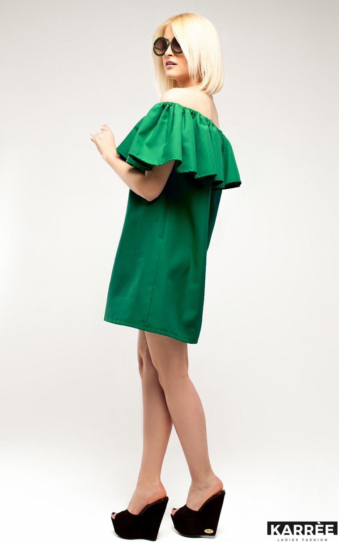 Платье Кимми, Зеленый - фото 1