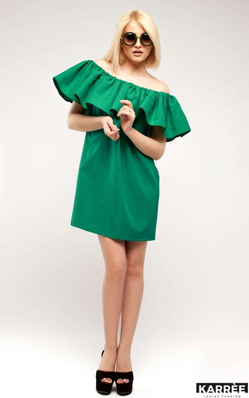 Платье Кимми, Зеленый - фото 3