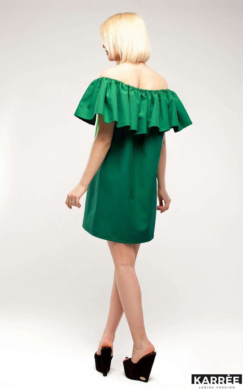 Платье Кимми, Зеленый - фото 4