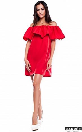 Платье Кимми, Красный - фото 1