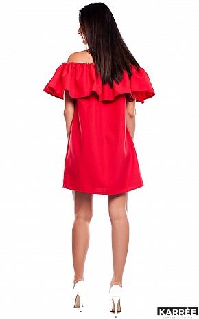 Платье Кимми, Красный - фото 3