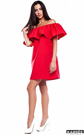Платье Кимми, Красный - фото 4