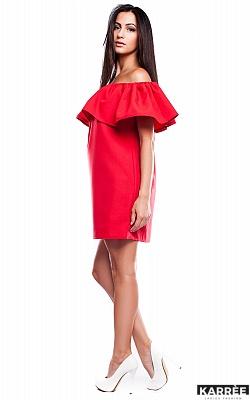 Платье Кимми, Красный