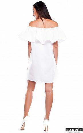 Платье Кимми, Белый - фото 4